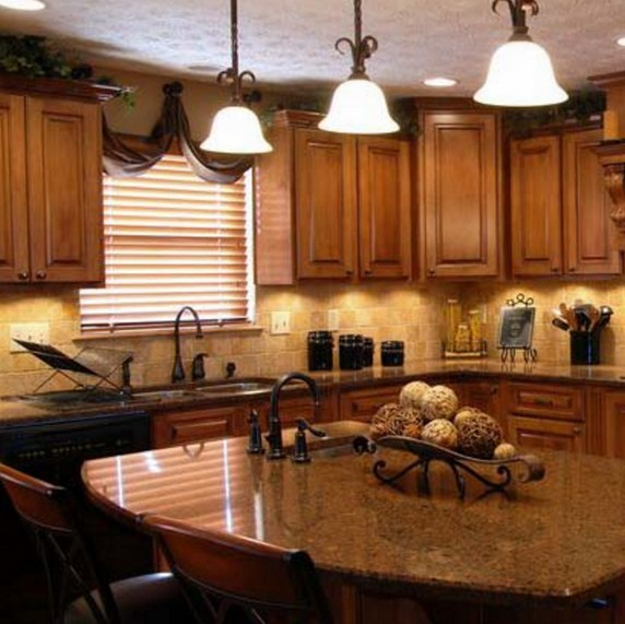 Window Treatments For Tuscan Kitchen