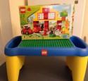 Plastic Lego Table
